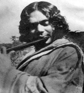 Full name: Kazi Nazrul Islam Nick name: Dukhu Mian Born: 24 May 1899 Died: 29 August 1976 Birth place: West Bengal, India Occupation: Poet, Song composer Nationality: Bangladeshi Genre: Bengali Renaissance Period: Modern age Spouse: Pramila Devi