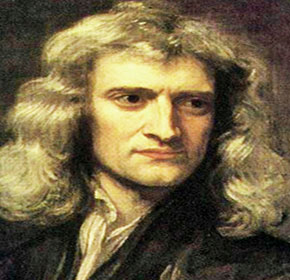a biography of sir isaac newton Isaac newton thought a few simple laws governed the universe and that mathematics was the way to explain and prove those laws.
